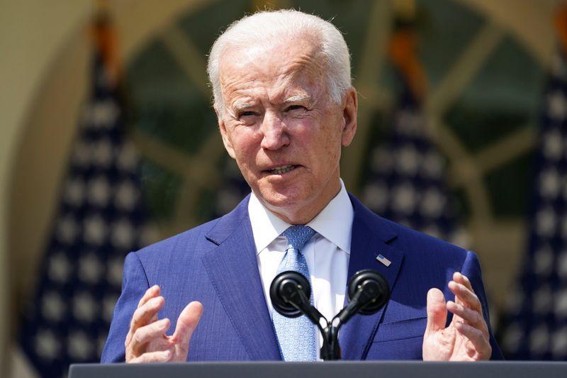 Biden seeks funding to probe white supremacist beliefs at immigration agencies