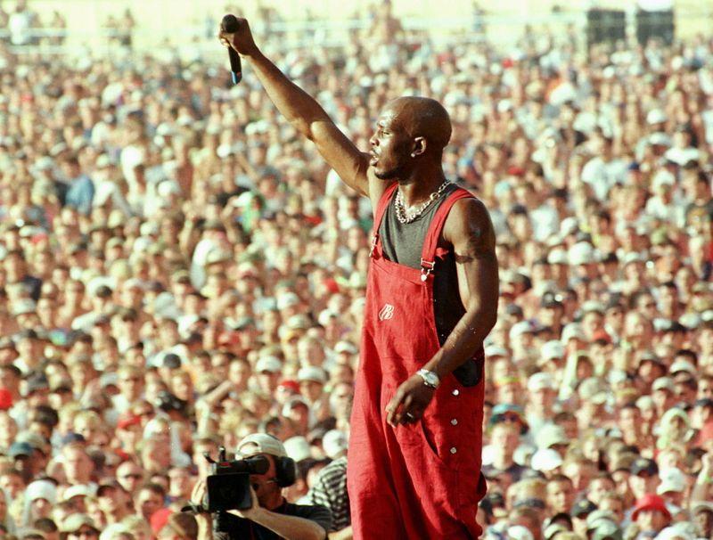 Rapper, actor DMX, five-time Billboard chart topper, dead at 50