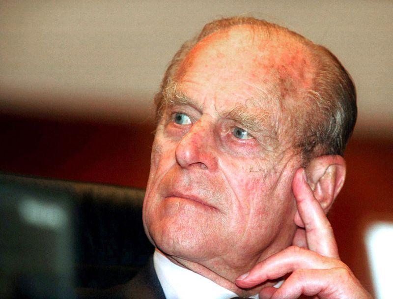 Le prince Philip, figure bourrue de la monarchie britannique