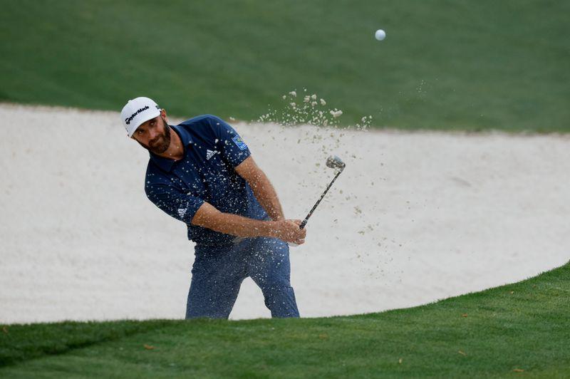 Johnson no longer defending champion after missing Masters cut