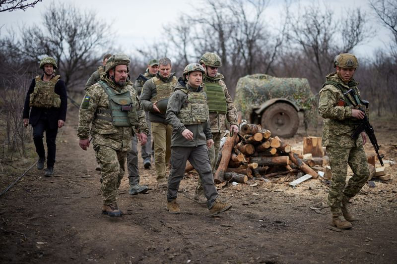 Ukraine says it could be provoked by Russian 'aggression' in conflict area