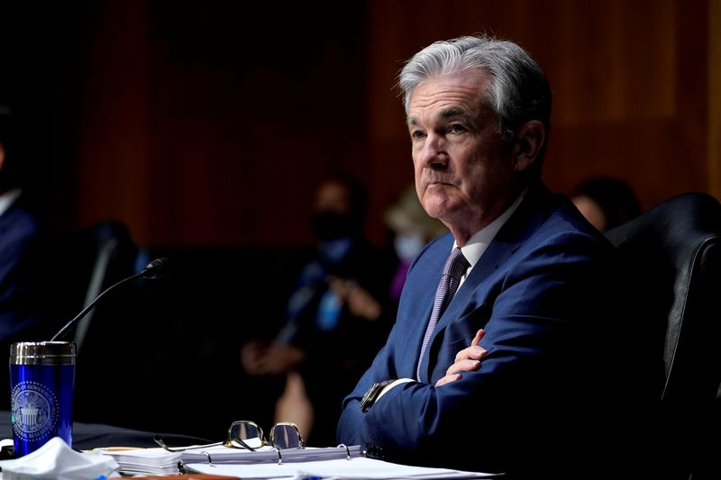 Fed's Powell: U.S. economy at an 'inflection point' - CBS '60 Minutes'