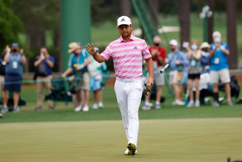 Golf-Japan's Matsuyama hangs on to make history with Masters win