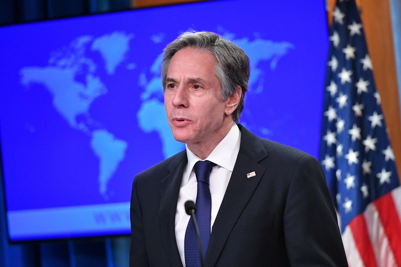 Blinken to return to Brussels for talks on Ukraine, Afghanistan