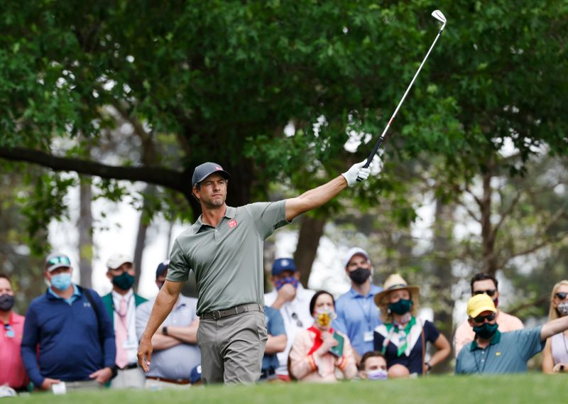 Scott has idea of reception awaiting Masters champion Matsuyama