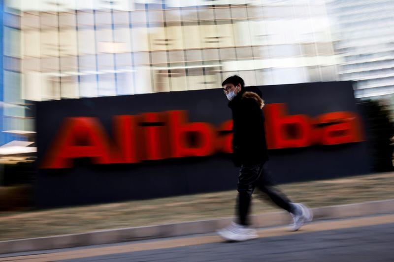 Alibaba shrugs off $2.75 billion antitrust fine, shares rally