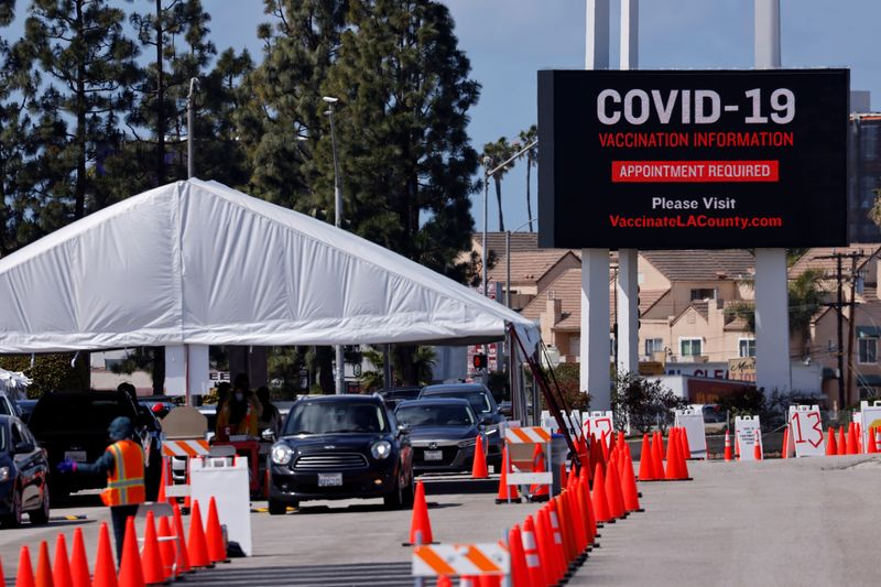 U.S. has administered 187 million doses of COVID-19 vaccines, CDC says