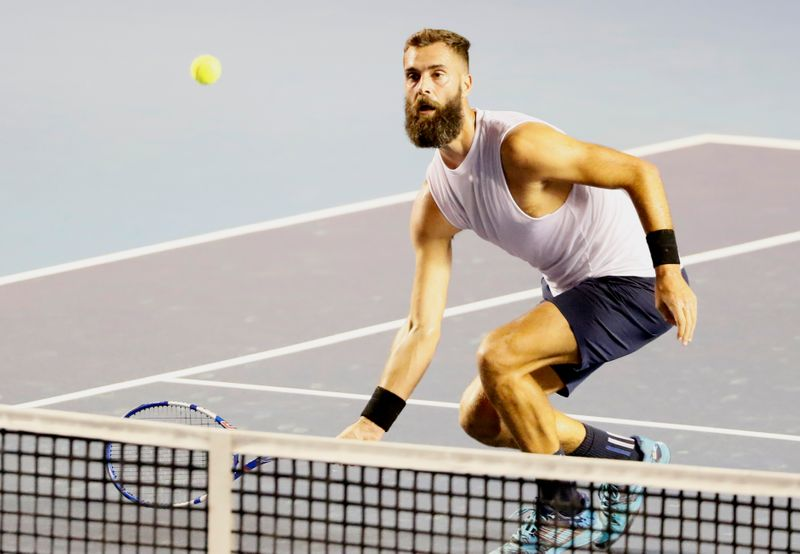 Paire unfazed by early exit from Monte Carlo 'cemetery'