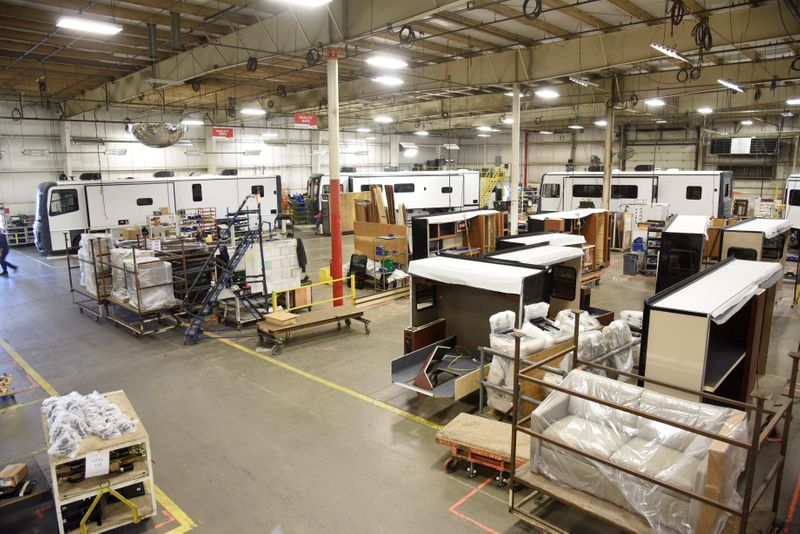 How a winter storm in Texas sent a chill through America's RV industry