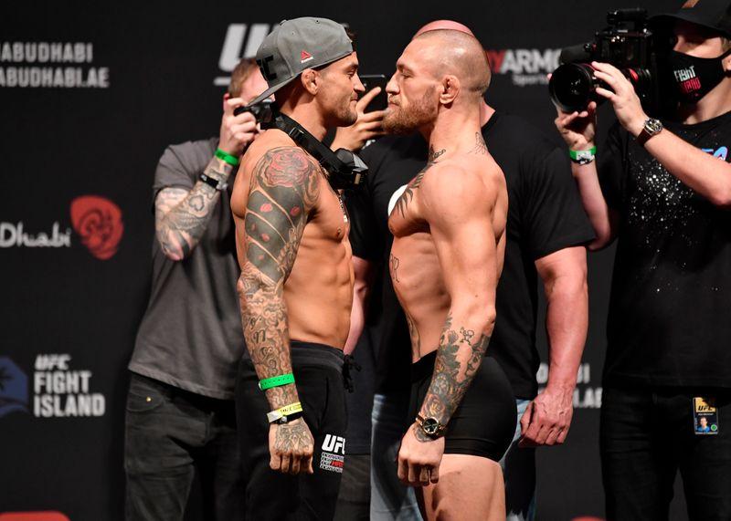 MMA:'The fight is off' McGregor tells Poirier in Twitter spat