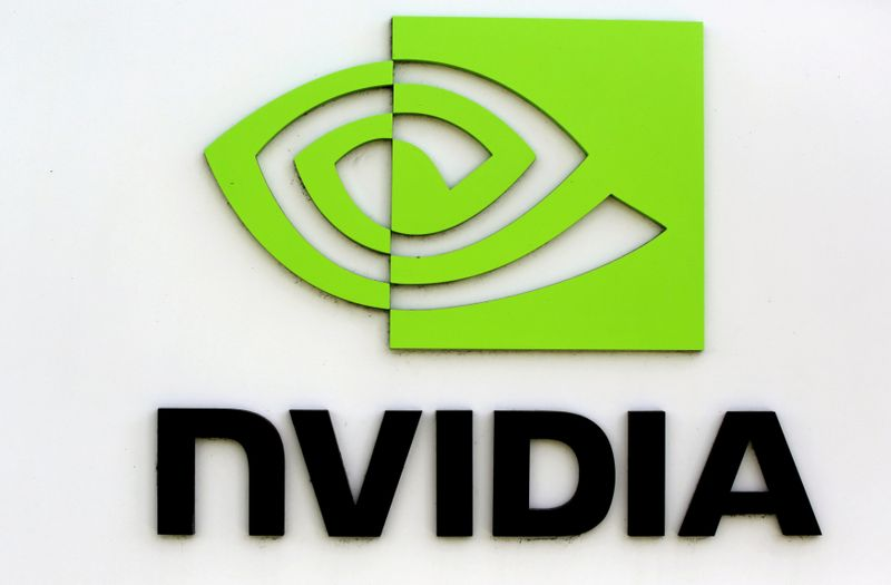 Nvidia says first-quarter sales to be above prior forecast of $5.3 billion