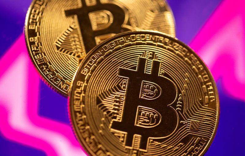 Bitcoin hits record before landmark Coinbase listing on Nasdaq