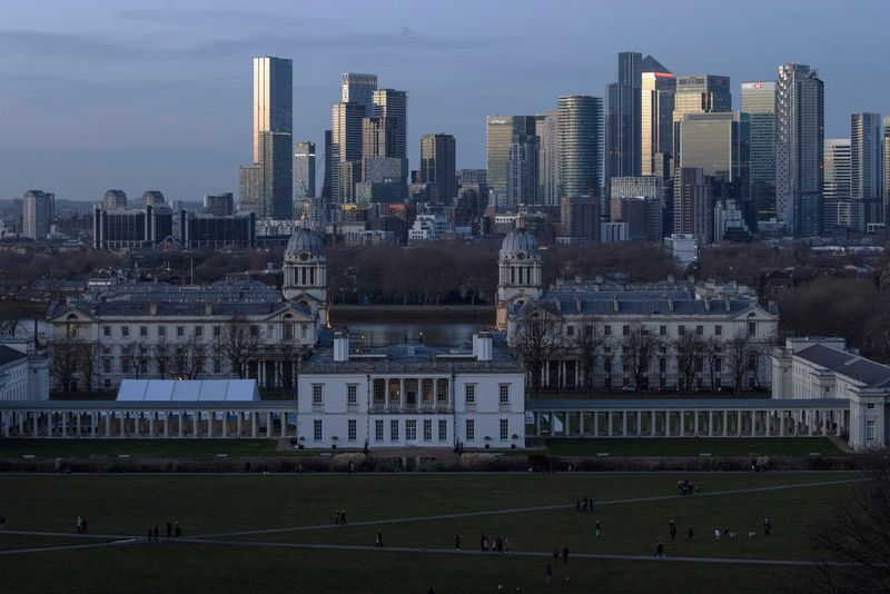Britain to use Brexit 'flexibility' to make City of London more attractive
