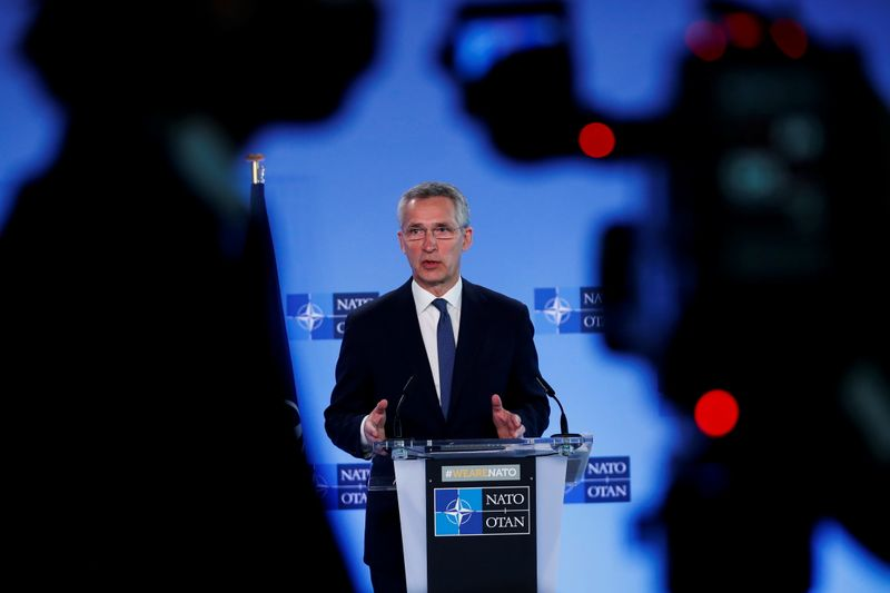 NATO demands Russia end Ukraine build-up, West examines options