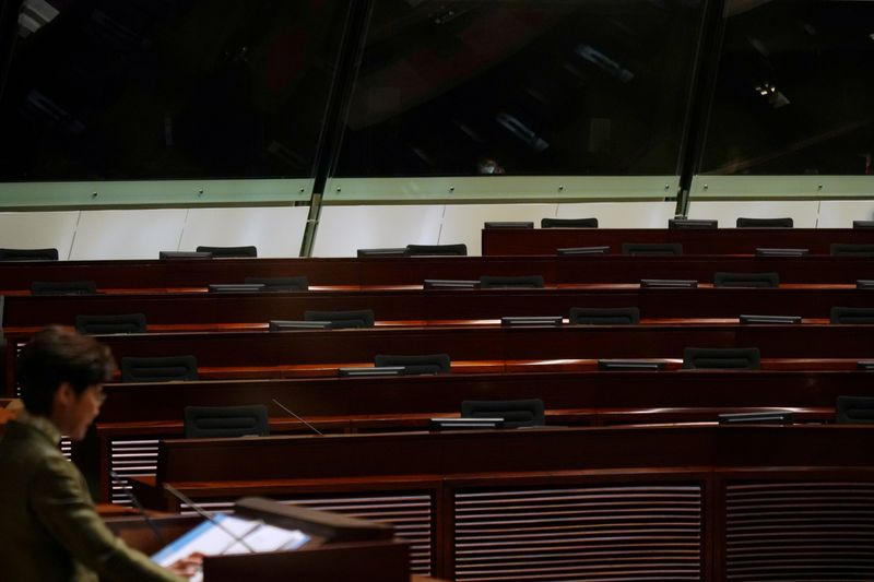 Hong Kong announces more electoral system changes favouring pro-Beijing camp