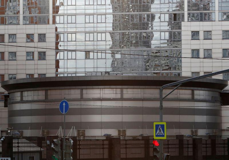 Swedish prosecutor says Russia's GRU hacked Sweden's sports body