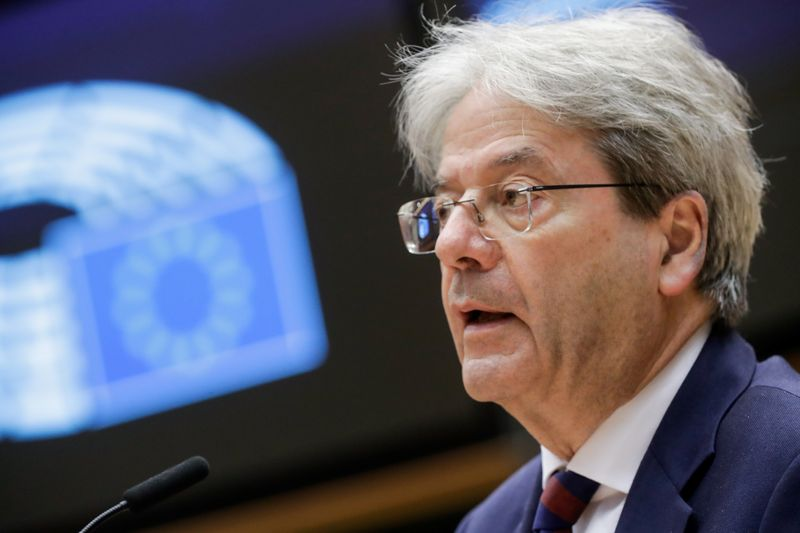 <p>EU must Execute its joint recovery plan before mulling more: Gentiloni thumbnail