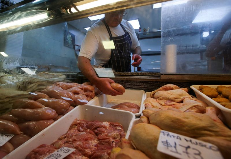 Argentina inflation seen heating up again in March