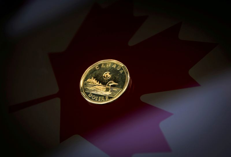 Canadian dollar recovers from 6-day low as greenback slides