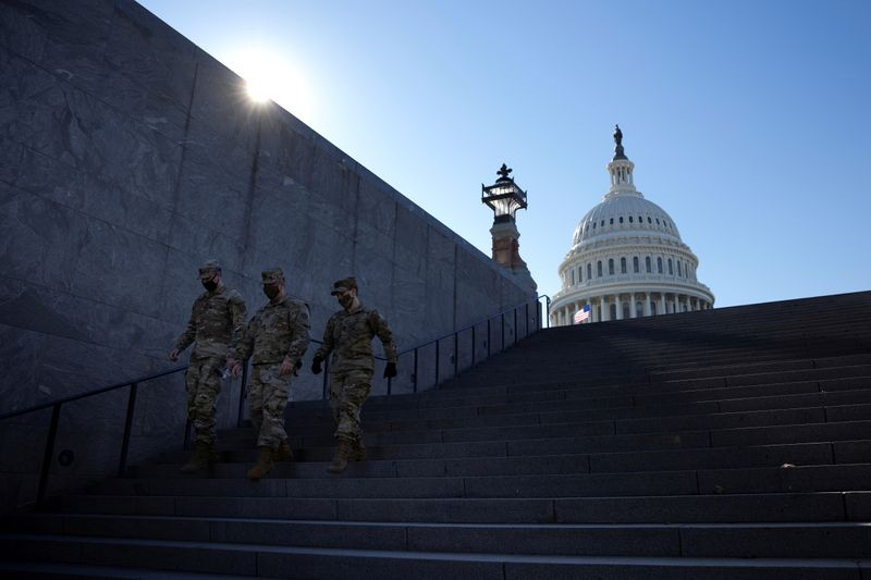 U.S. Capitol Police were told not to use most aggressive tactics during Jan. 6 riot: NY Times