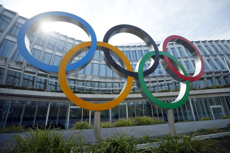 Olympics: IOC hopes health plans will sway opinion with Games 100 days away