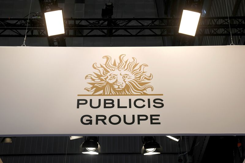 U.S. digital ads spur Publicis' return to growth