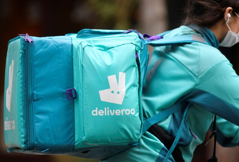 Deliveroo hails doubling in orders as seeks IPO redemption