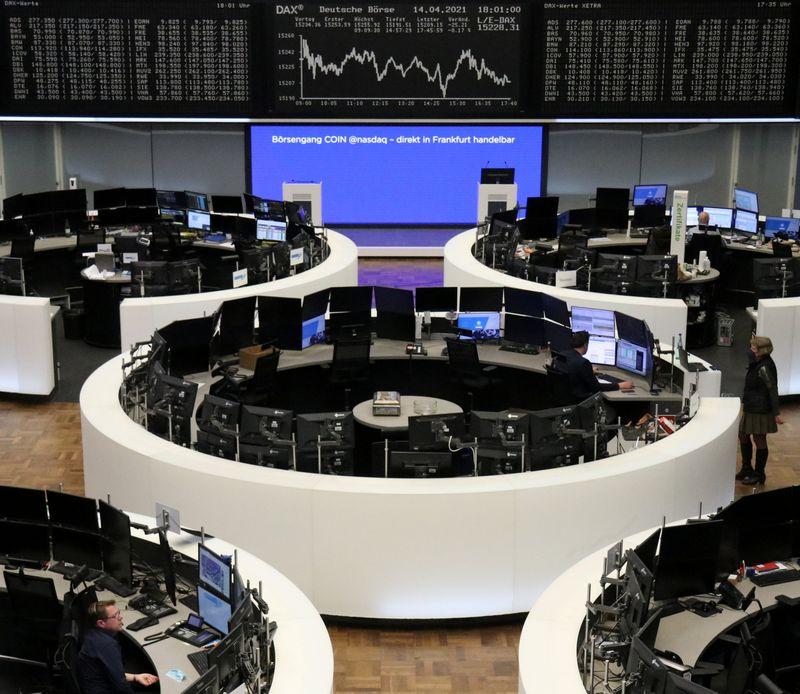 Les bénéfices et le rallye du métal stimulent un niveau record pour les actions européennes