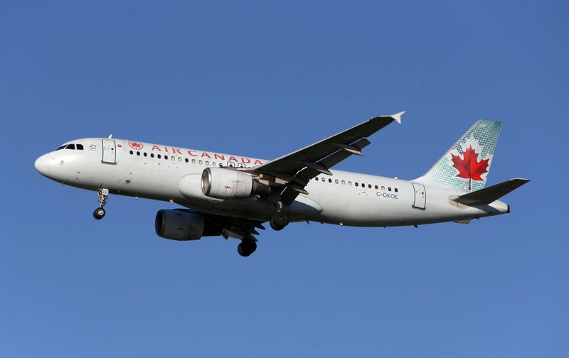Canada faces calls for level playing field on airline aid as virus clouds summer travel