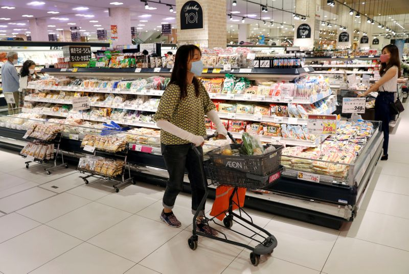 Risks to Japan's low inflation skewed to upside, say economists: Reuters poll
