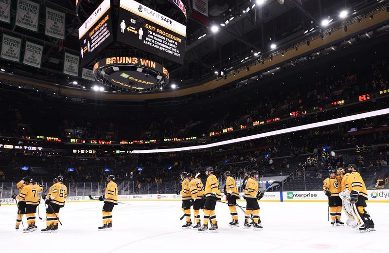 NHL roundup: Bruins' Tuukka Rask logs 300th win