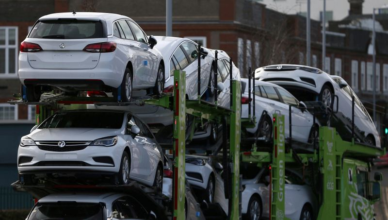 European new car sales jump 87% year-on-year in March: ACEA