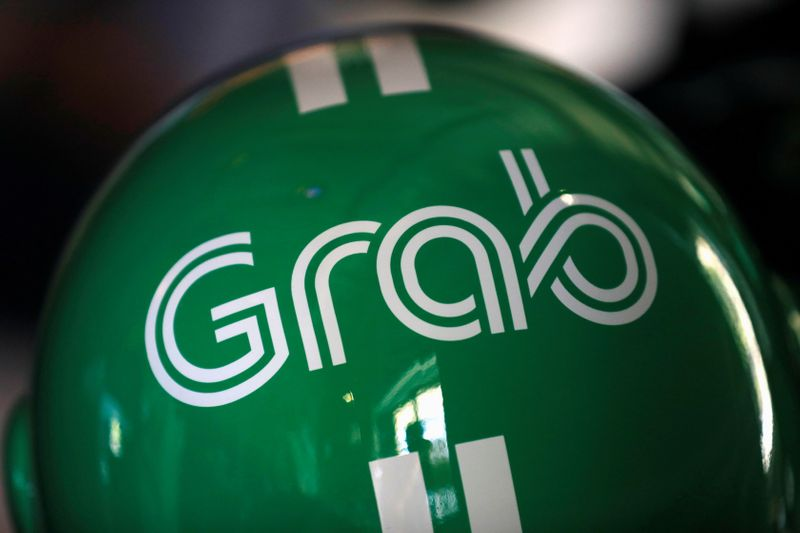 Exclusive: Grab mulling secondary Singapore listing after SPAC merger - sources