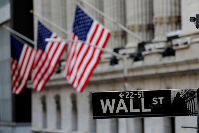 Индексы Уолл-стрит обновили рекорды, Dow впервые в истории перешагнул за 34.000 пунктов