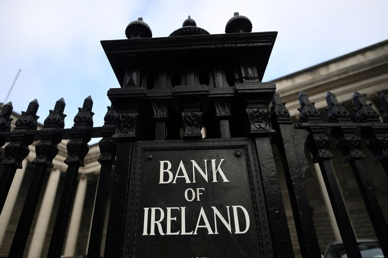 Belgium's KBC plots Irish exit with Bank of Ireland deal