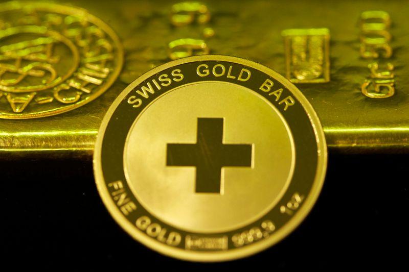 Золото вблизи пика 7 недель на фоне снижения доходности бондов США