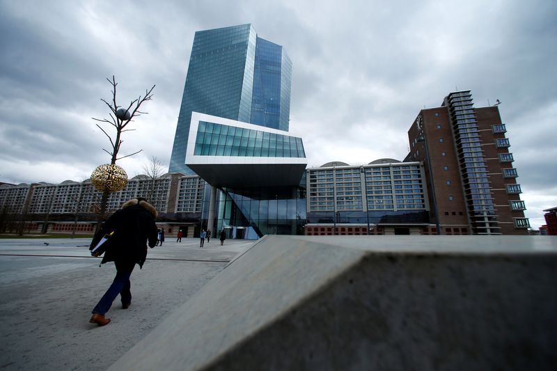 Take Five: ECB, earnings and geopolitical escalations
