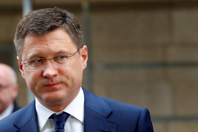 Ruso Novak dice que países OPEP+ restaurarán gradualmente producción entre mayo y julio: Interfax
