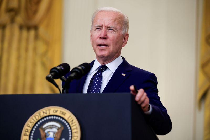 Biden keeps U.S. refugee cap at Trump-era 15,000 - for now