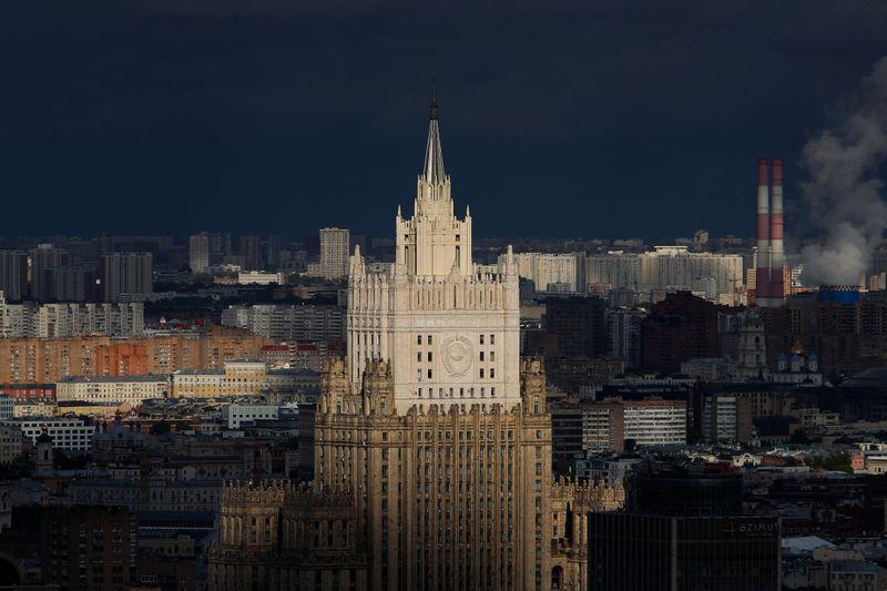 МИД РФ объявил о высылке американских дипломатов, пригрозил США дальнейшими мерами