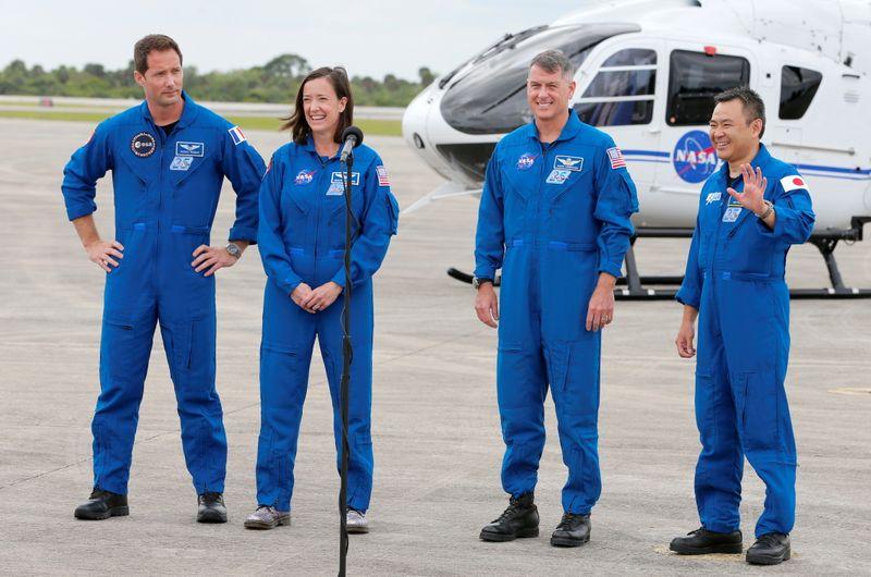 La NASA accorde à SpaceX un contrat de 2,9 milliards de dollars