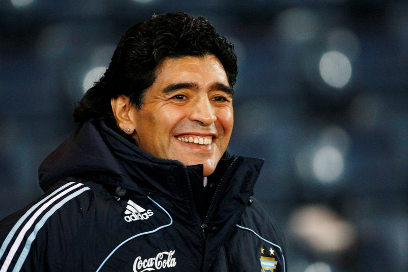 'Once-in-a-lifetime' Maradona World Cup jersey hits auction block