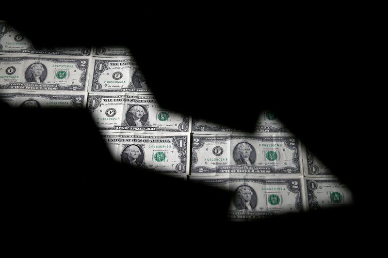 ドル4週ぶり安値、米債利回り低下基調で=NY外為