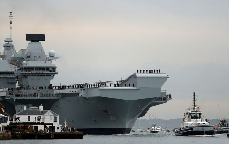 UK warships to sail for Black Sea in May as Ukraine-Russia tensions rise - Sunday Times