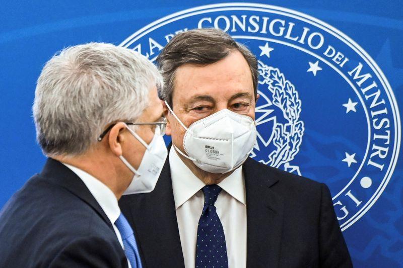 L'Italie risque de ne pas remettre son plan de relance à temps