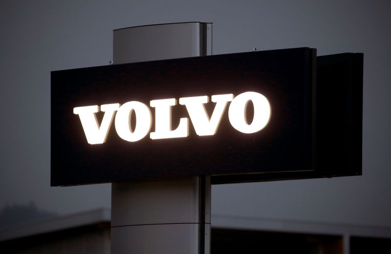 Volvo to provide cars for Didi's self-driving test fleet