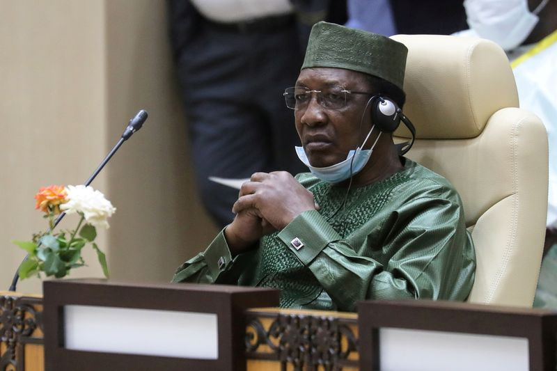 Chad leader Idriss Deby, Western ally against militants, killed in battle, son takes over leadership with army officers