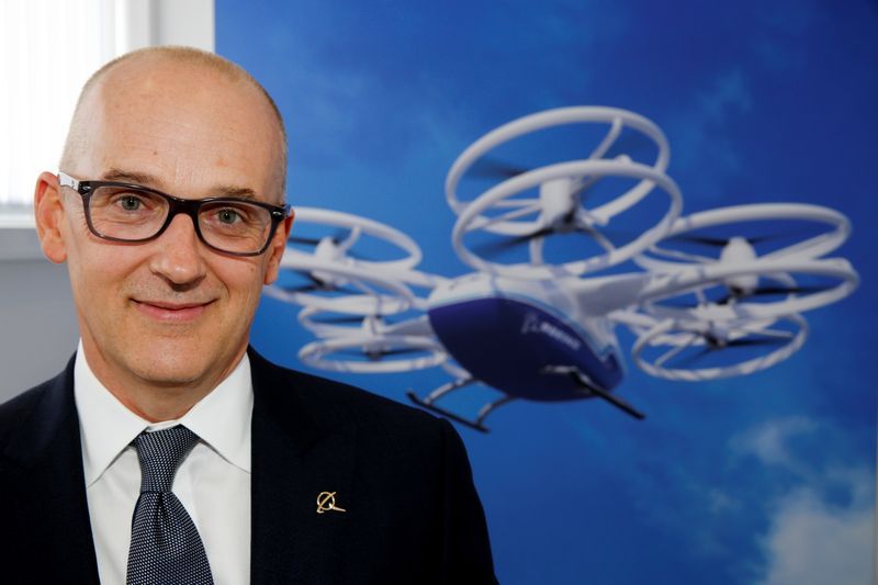 Boeing CFO Smith to retire in July