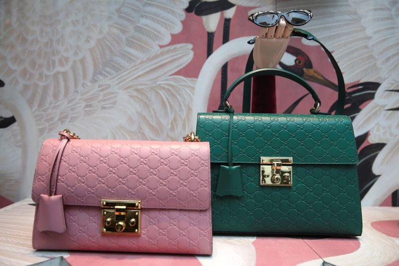 Gucci joins luxury goods rebound, boosting Kering sales