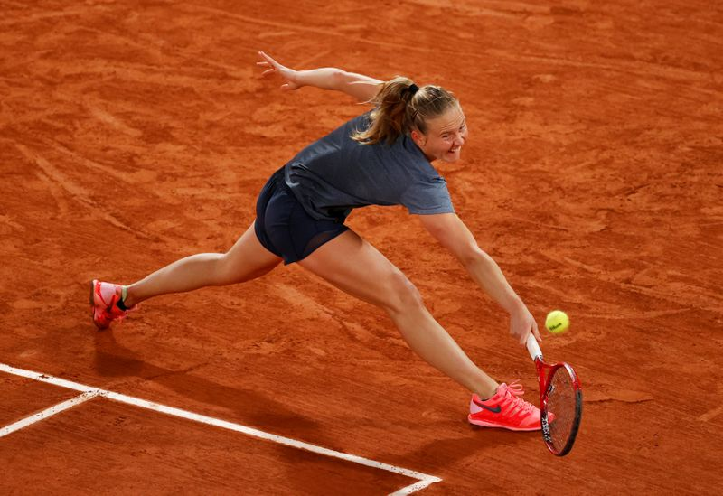 WTA roundup: Fiona Ferro scores upset win in Istanbul